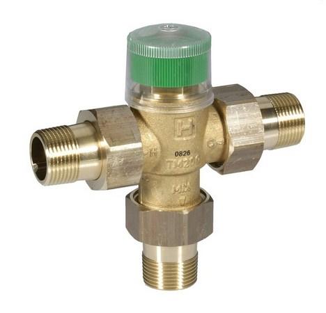 Wida Haustechnik Honeywell Wassermischer Tm200 Thermostatisch